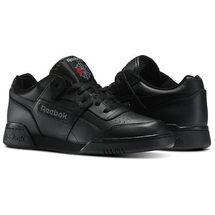 3ea0c73c540 Reebok Unisex Workout Plus in Black   Charcoal Size 11.5 - Fitness