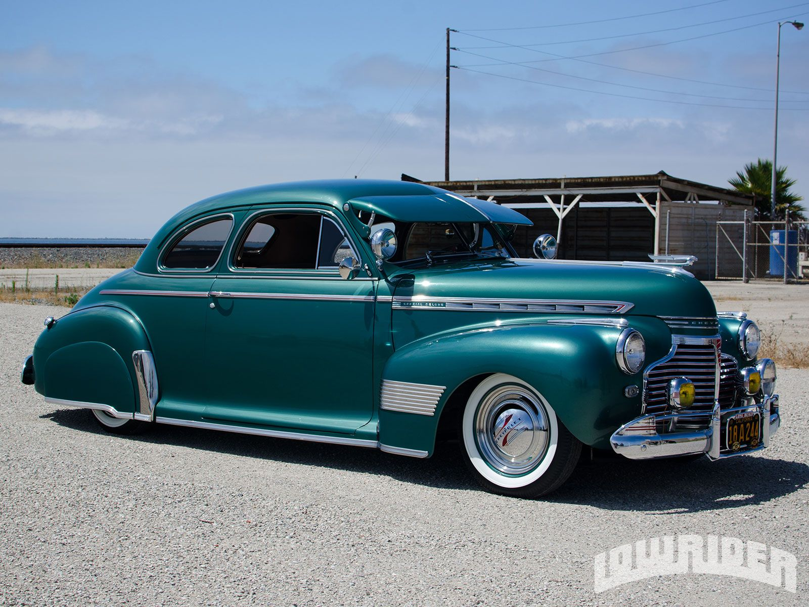 1941 Chevy Master Deluxe Coupe … | Custom Cars | Antiq…