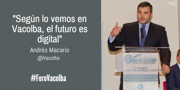 #ForoVacolba @andresmacariog @vacolba