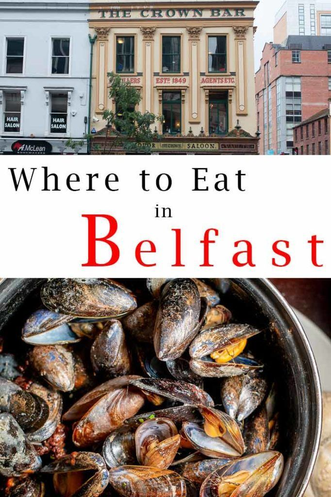 Where to Eat in Belfast