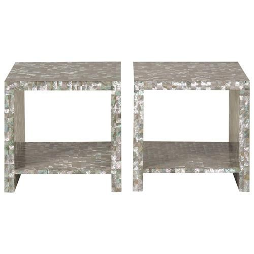 Bunching Coffee Tables