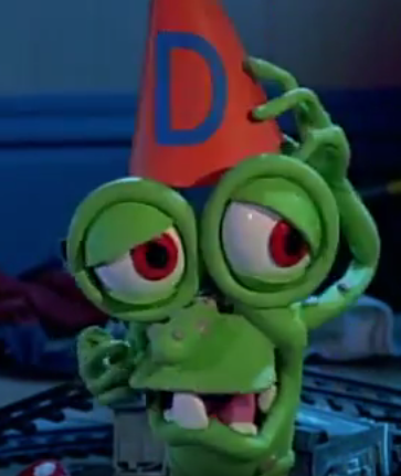 Mr Bumpy In A Dunce Hat Bump In The Night My Childhood Mario Characters Character