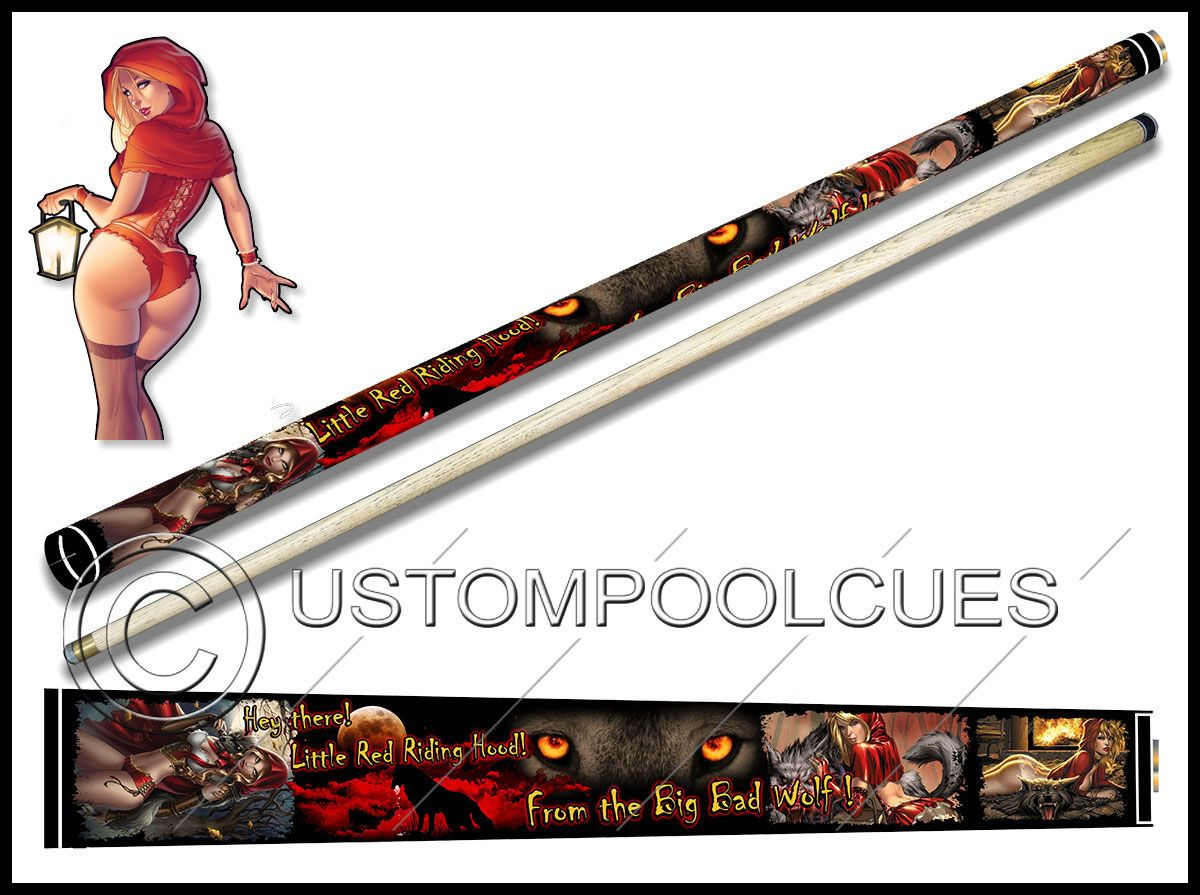 Custom Pool Cues   Design Your Own Cue!