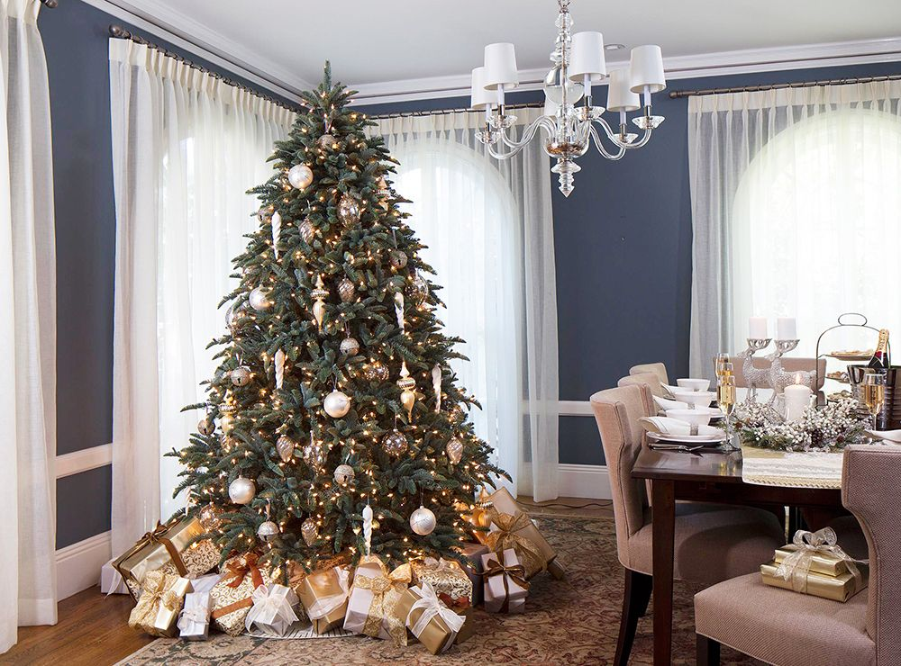 elegant christmas decorations for this 2017 - Elegant Christmas Trees