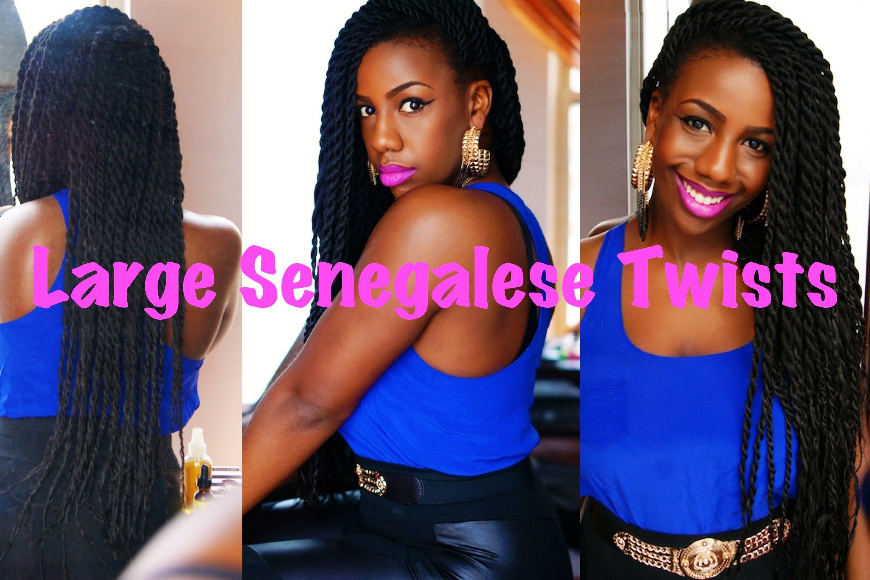 Kanekalon Senegalese Twists   maxresdefault.jpg