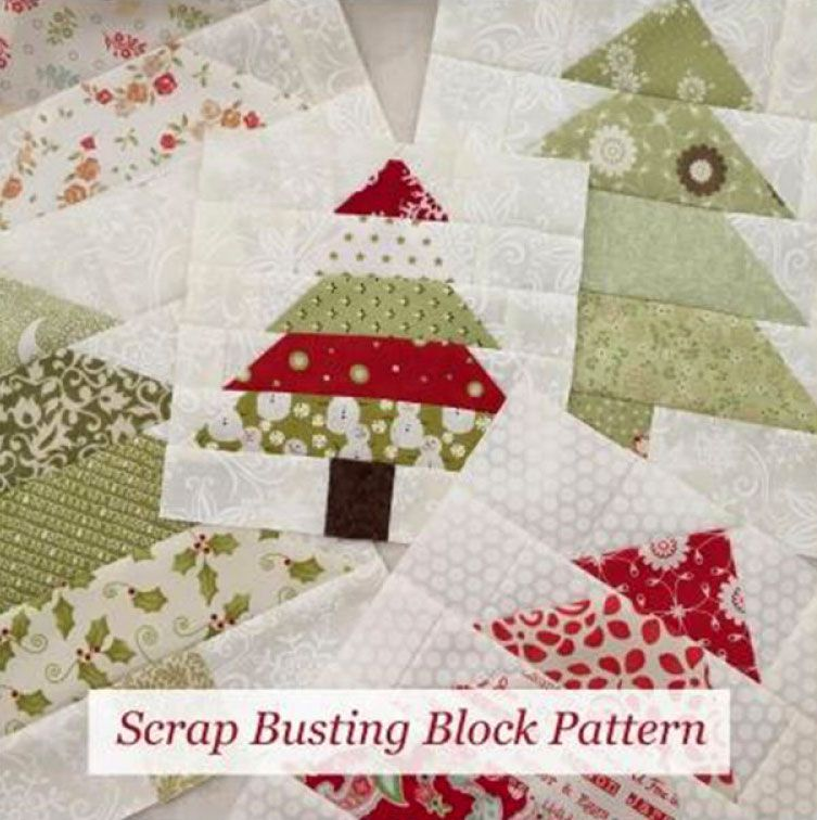 Tree Farm Quilt Blocks Sewing Pattern From The Pattern Basket In 2020 Farm Quilt Patterns Tree Quilt Pattern Tree Quilt Block