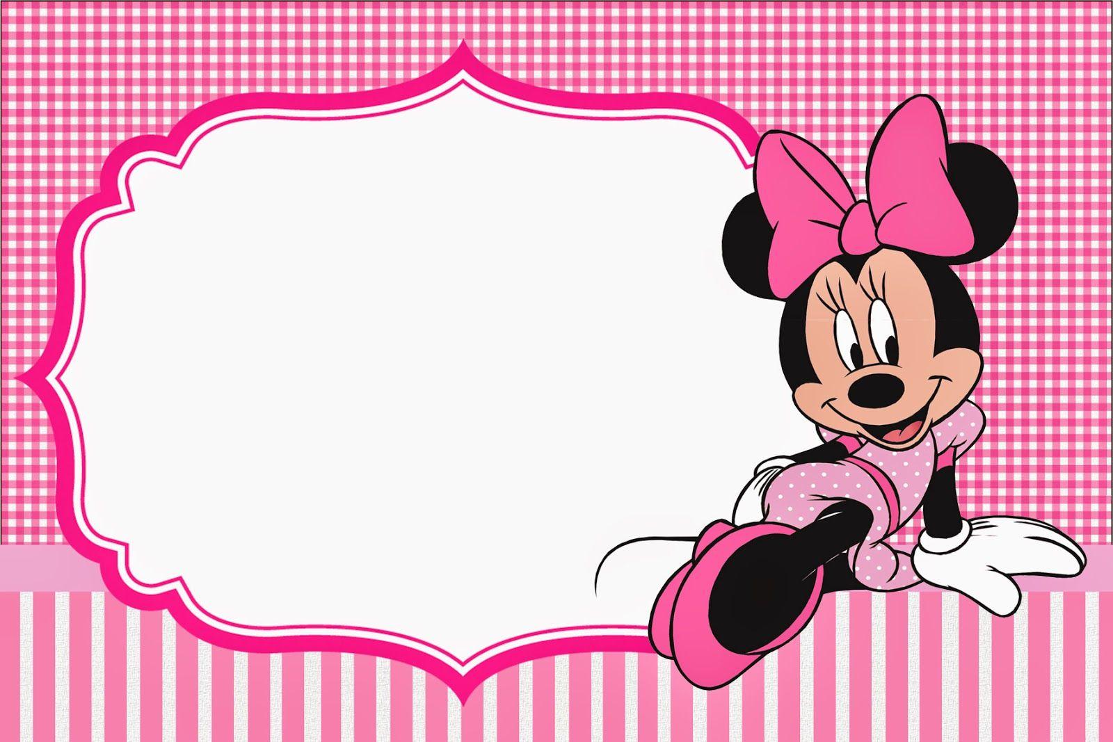 Pin von Jessica Gonzalez auf minnie and mickey mouse | Pinterest ...