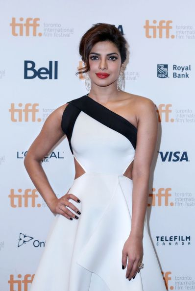 Girls taking off their clothes tif Best Looks Priyanka Chopra Priyanka Chopra Priyanka Chopra Oscars Off Shoulder Cocktail Dress