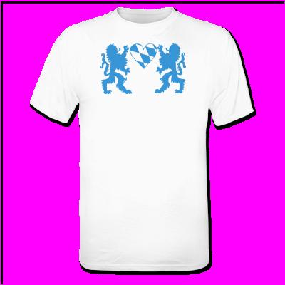 Bavarian Lions,Bier,Oktoberfest T-Shirt