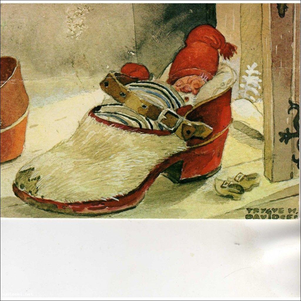 Красивую открытку, открытки швеции