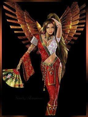 Deusas do Oriente: Origem do povo gitano-Cigana Sâmara
