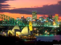 Sydney, Australia!! :)