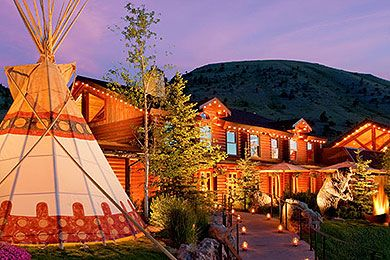 Rustic Inn at Jackson Hole Review - Family Vacation Critic ...