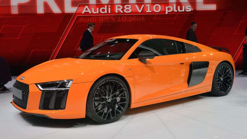 2016 Audi R8 looks like a promising second chapter [w/video ...