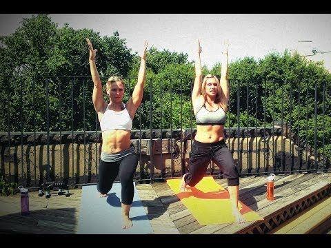 Power Workout - 45 min of Cardio & Strength Fusion #cardiopilates