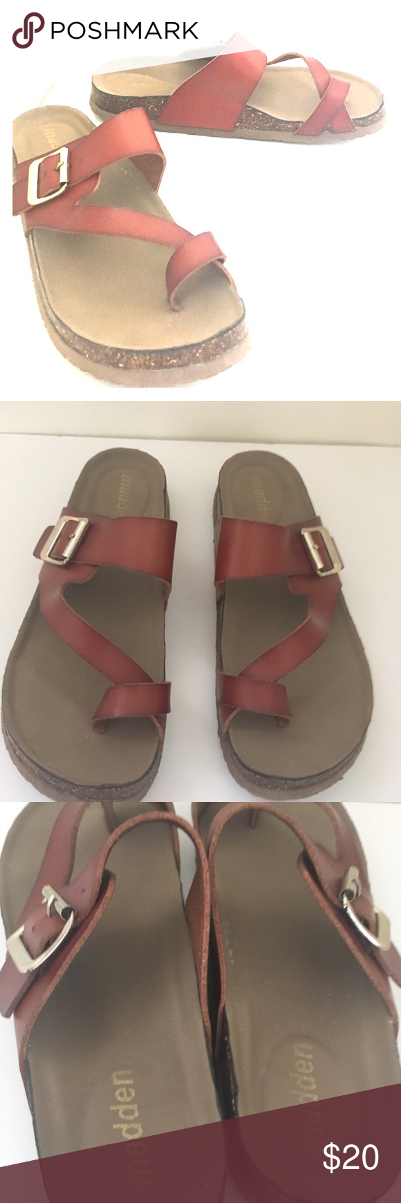 Sandals Size 7 By Madden NYC These Sandals By Madden NYC