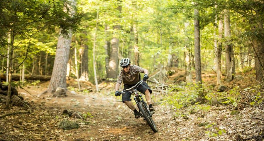 Mountain Biking In Ontario Cottage Country Ontario Cottages