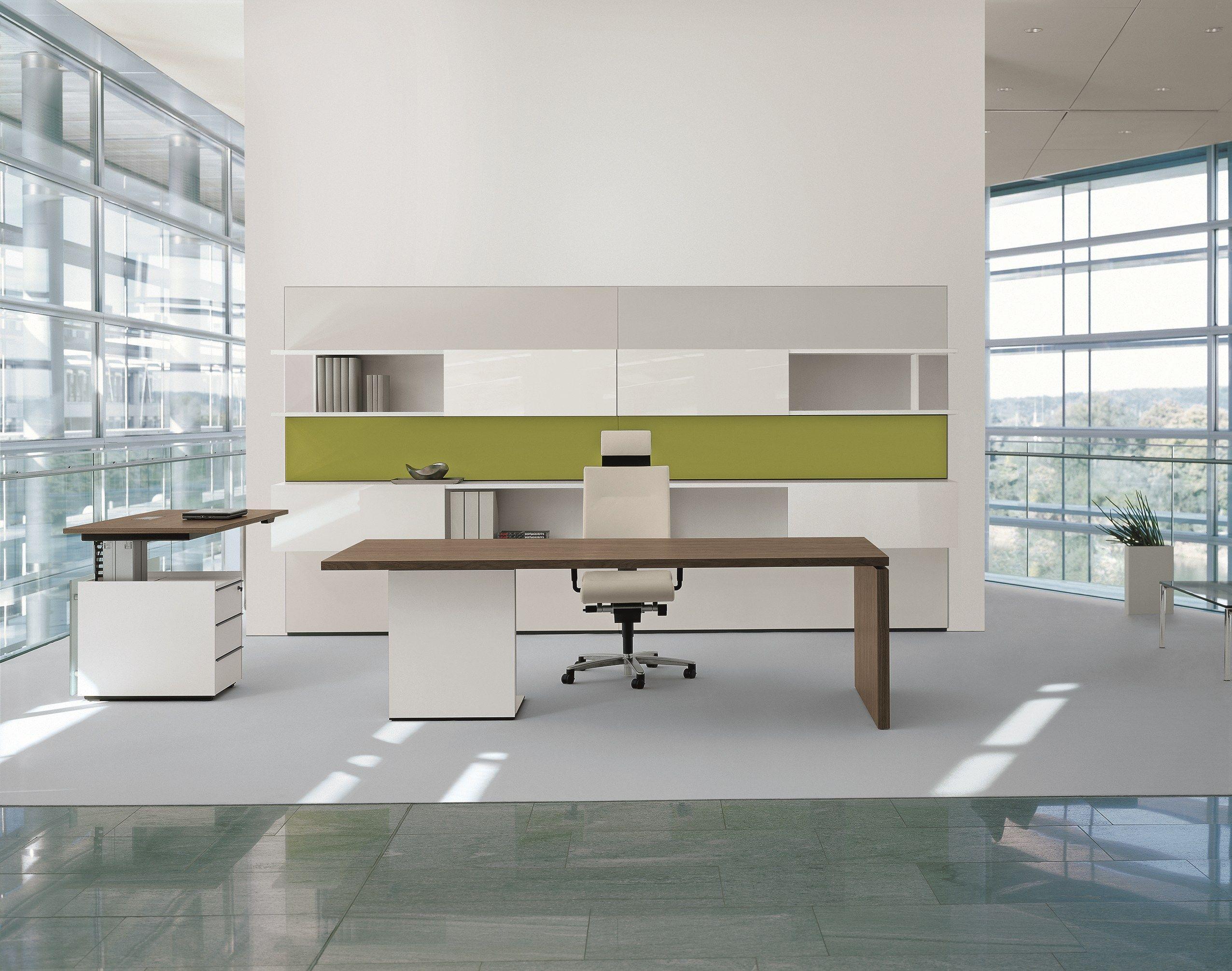 Executive desk P2_Group Executive Office by BENE design Christian ...