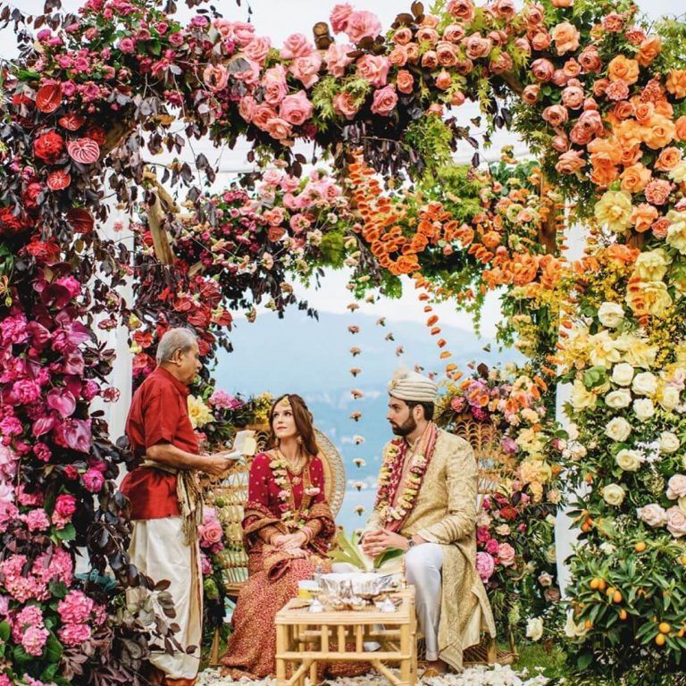 21 Indian Wedding Decoration Ideas For This Wedding Season Are Here -   18 wedding Indian ideas