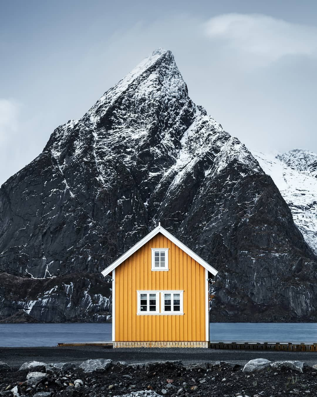 home alone and wanting in norway