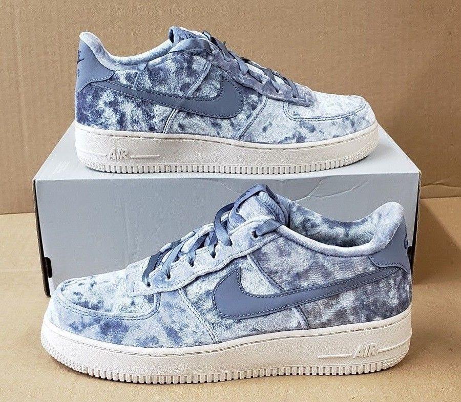 quality design 0b01b 89ec4 NIKE AIR FORCE 1 LV8 GS DARK SKY BLUE   DARK SKY BLUE YOUTH SIZE 6.5 849345  401  fashion  clothing  shoes  accessories  kidsclothingshoesaccs  boysshoes  ...