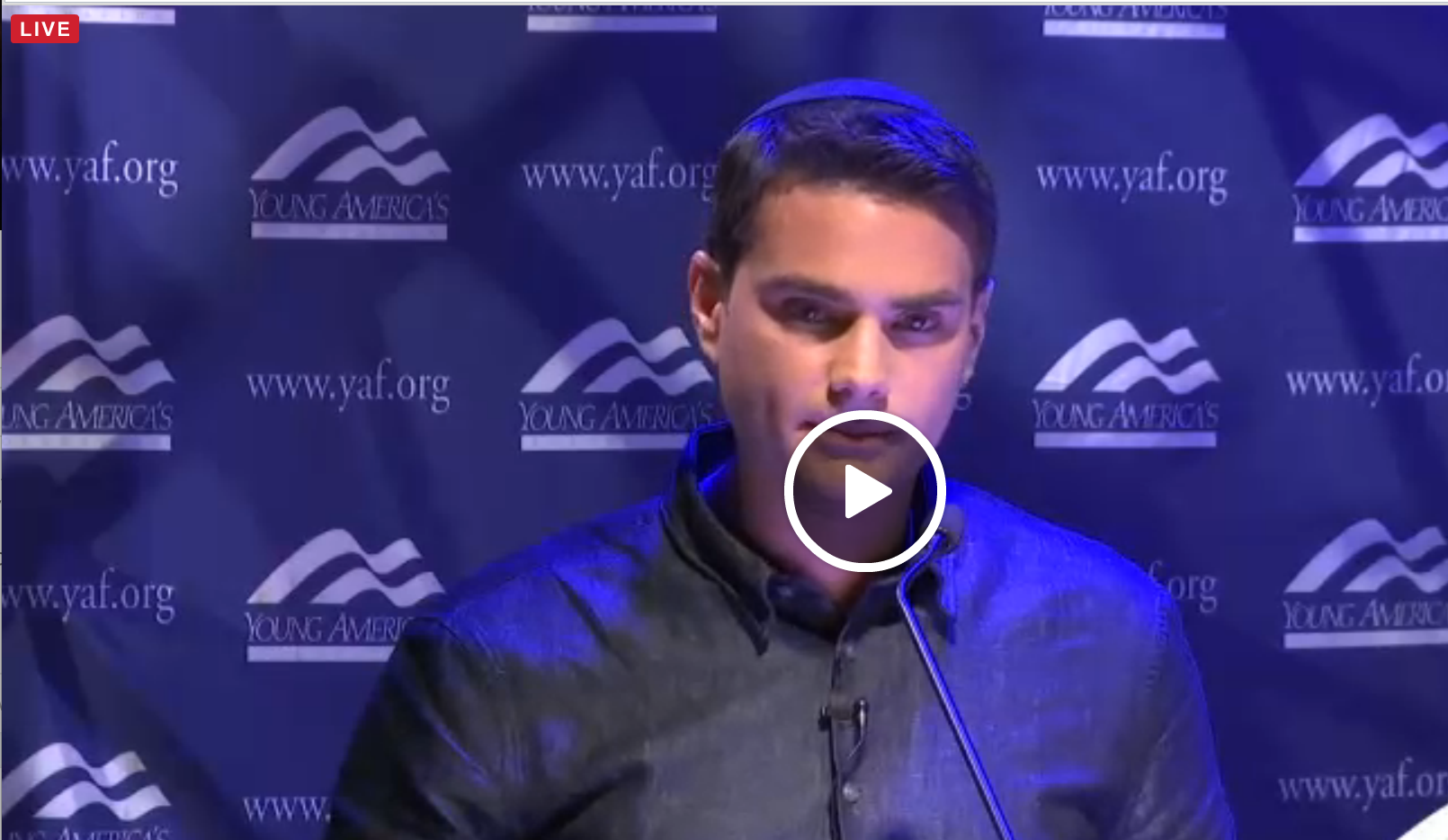 Breaking College Banned Ben Shapiro From Speaking Caves Things Get Crazy Liberal Education College Campus Fascist