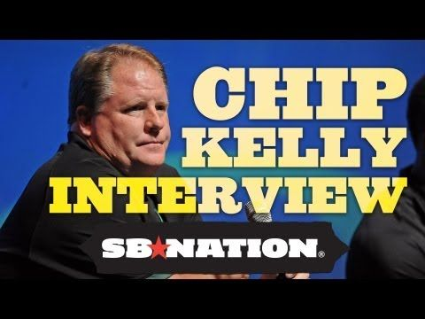 Chip Kelly on 2012 Oregon Ducks, De'Anthony Thomas, and Rich Rodriguez