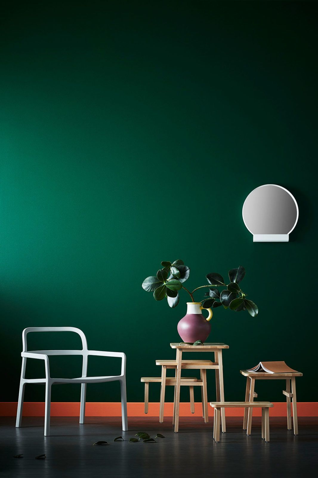 INTERIOR Erste Bilder von YPPERLIG: IKEA x HAY & IKEA x