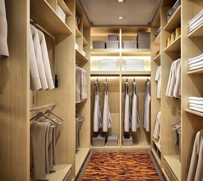 Walk In Closet Designs For Small