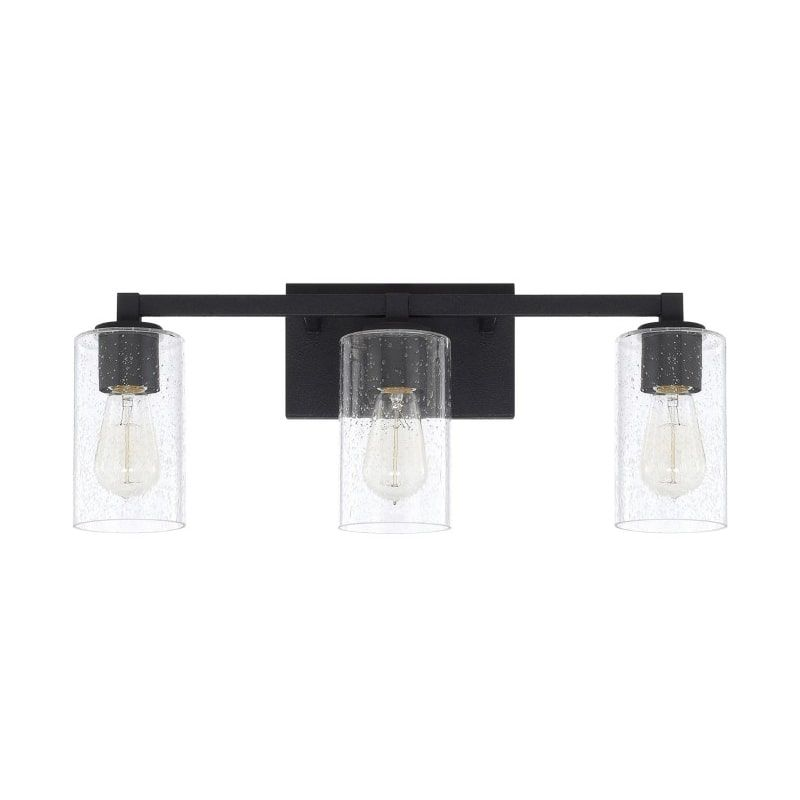 Capital Lighting 119831bi 435 Ravenwood 3 Light Build Com Black Bathroom Light Fixtures Black Bathroom Light Bath Vanity Lighting