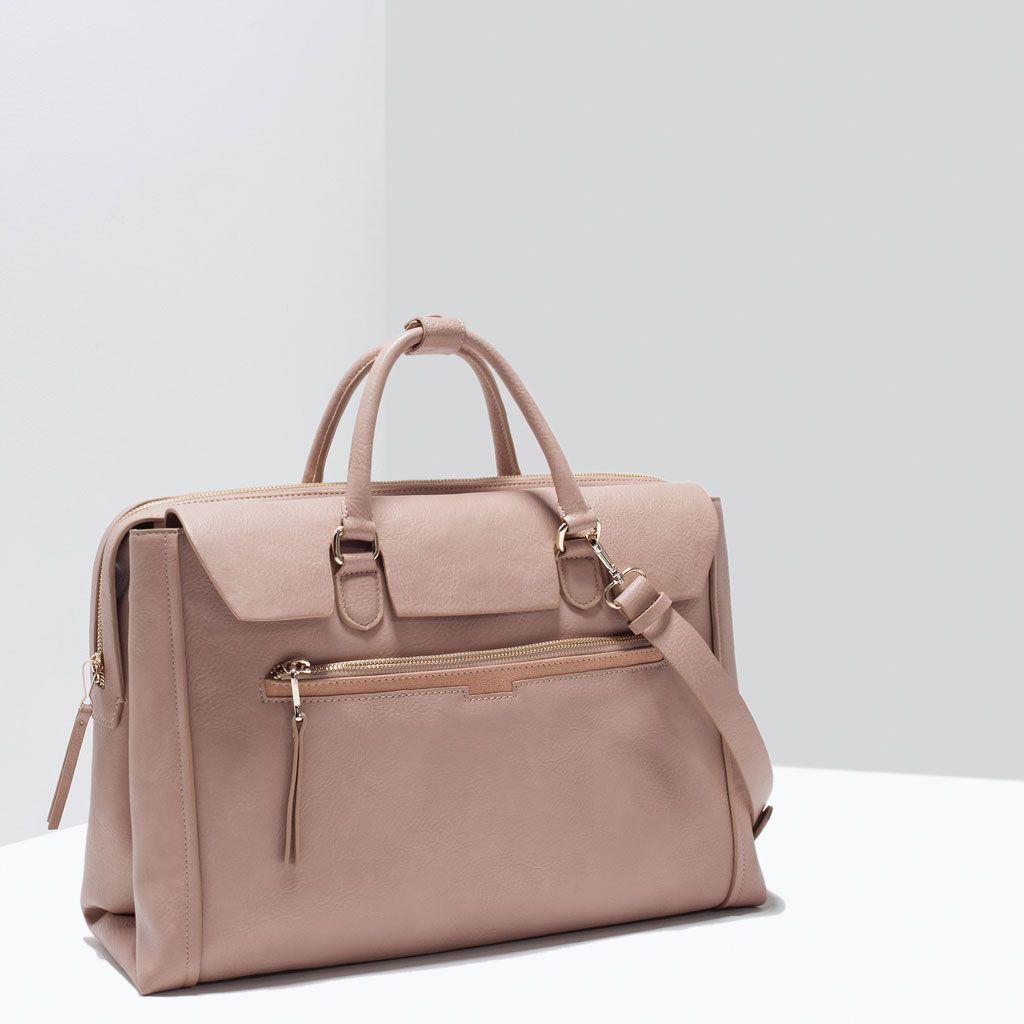 771dcccbc4 Immagine 6 di CITY OFFICE di Zara | Zara | Pinterest | Zara, Borse e ...