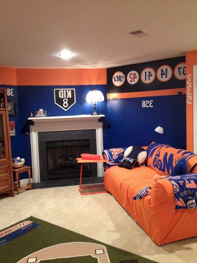 48+ Awesome Sport Bedroom Ideas for Boys | Bedroom ...