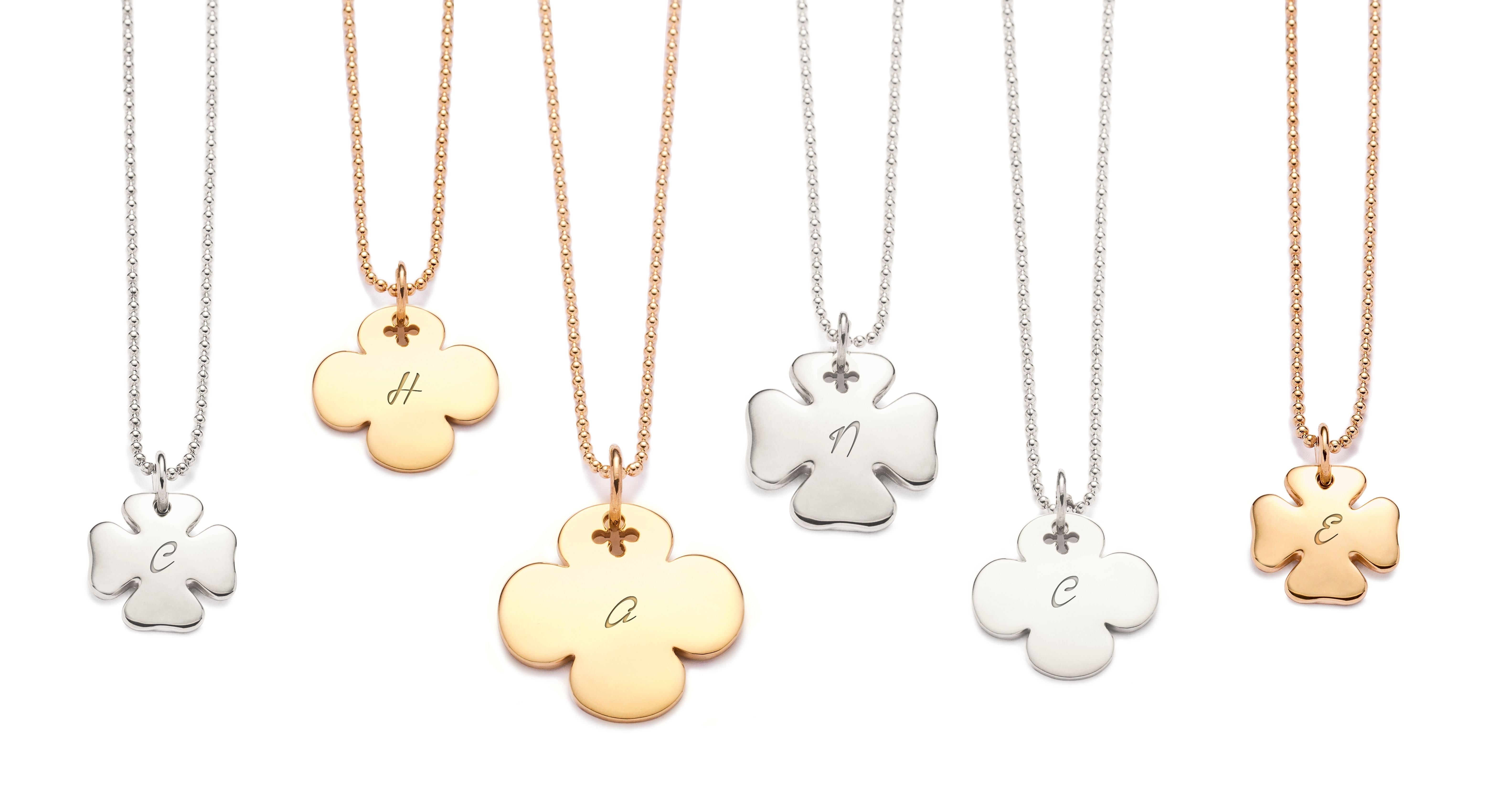 Choose Your Lucky Charm Among Many Cloverleaves Have Your