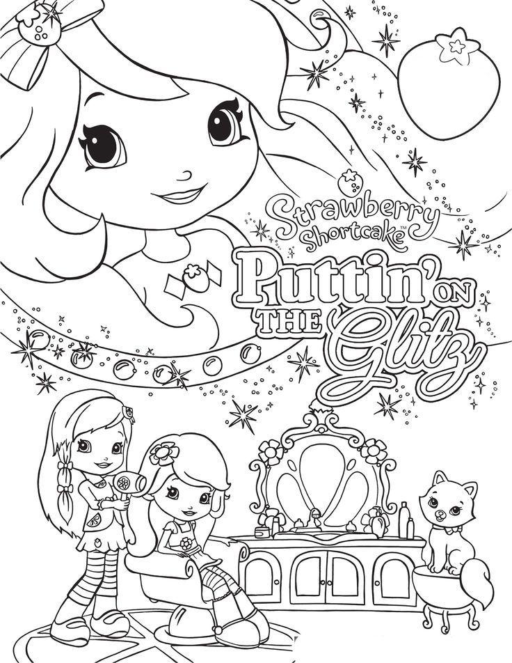 Dibujos para colorear pintar e imprimir | ROSITA FRESITA | Colores ...
