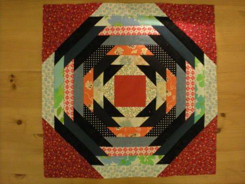 Grandma's Favorite Pineapple Quilt Block | FaveQuilts.com