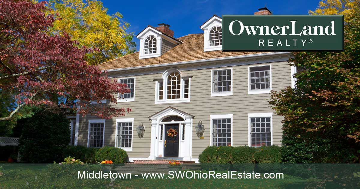 Homes For Sale In Middletown Ohio Middletown Ohio Pinterest