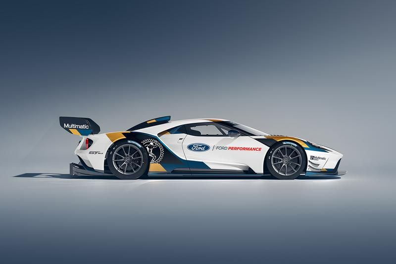 Ford Unveils The Ford Gt Mkii Priced At 1 2 Million Usd Ford