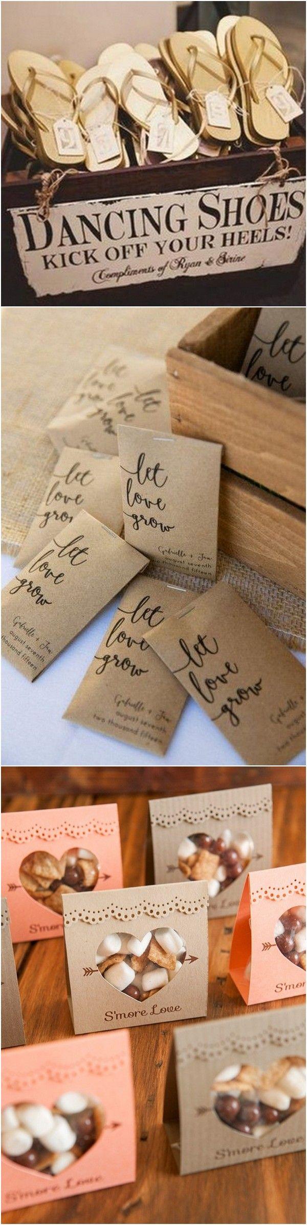 Top  Unique Wedding Favor Ideas Your Guests Love  Creative