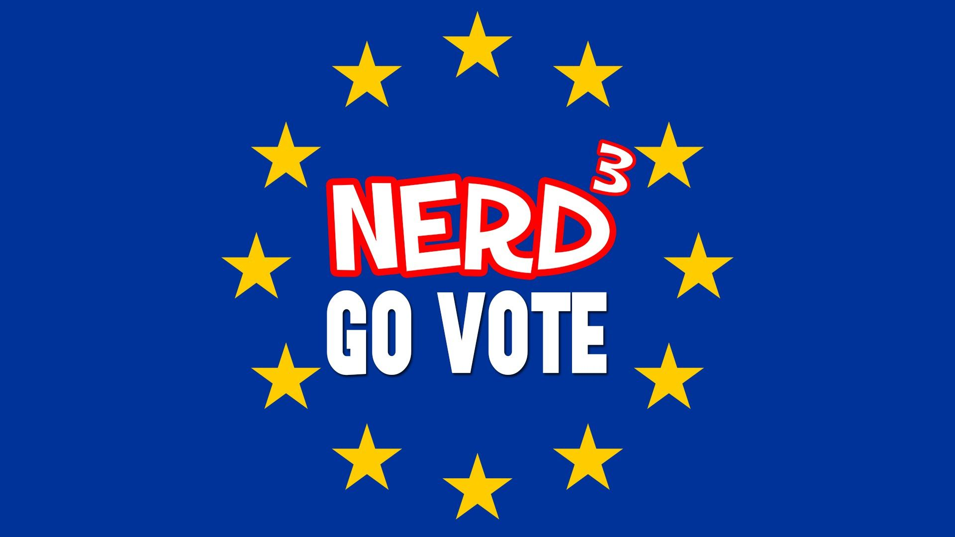 Nerd³ Talks About Voting Tomorrow and Changing My Mind