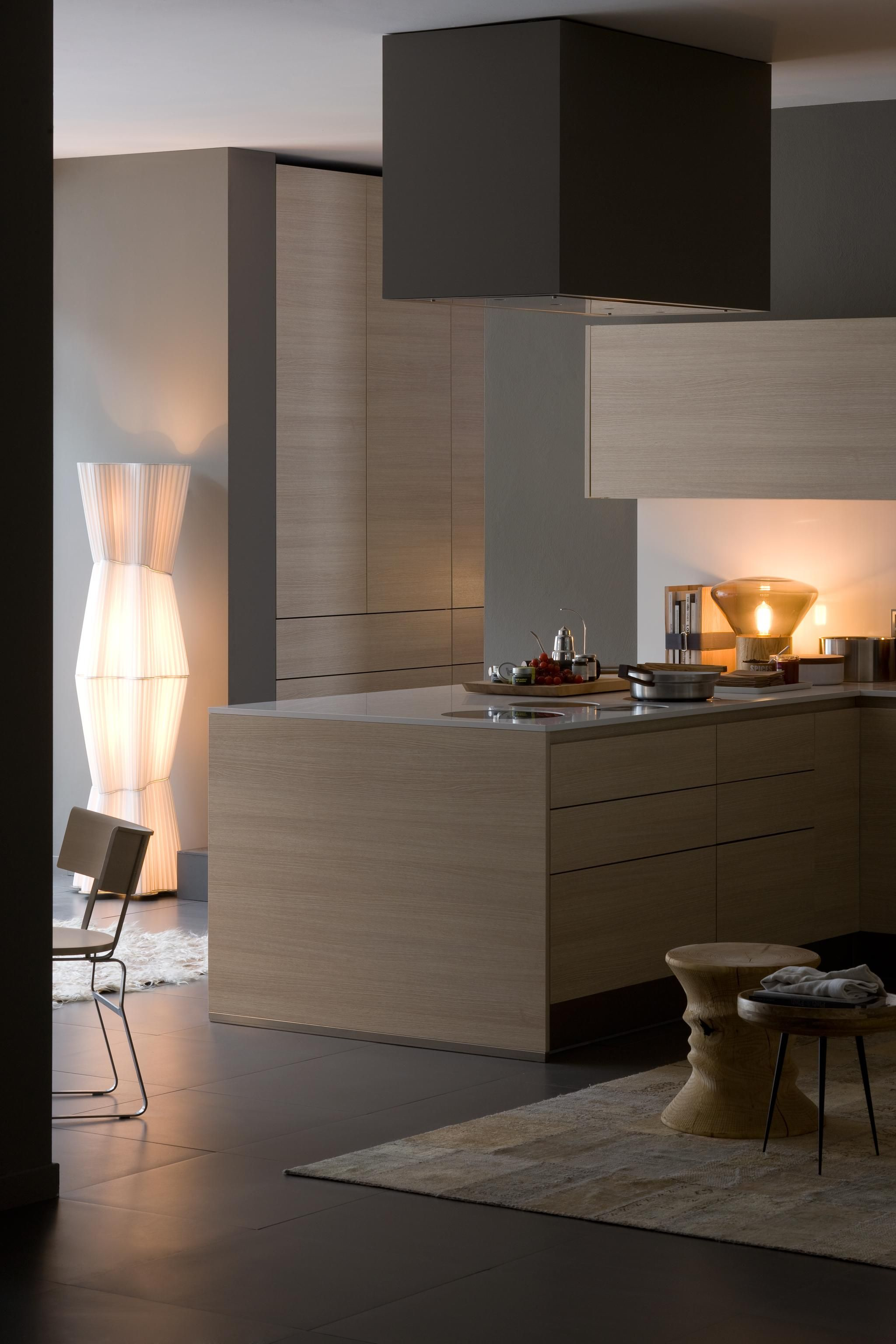 Gamma Kitchen designed by Antonio Citterio for Arclinea