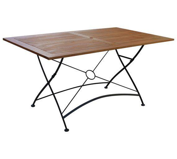 Buy Flora 6 Seater Dining Set at Argosuk - Your Online Shop for