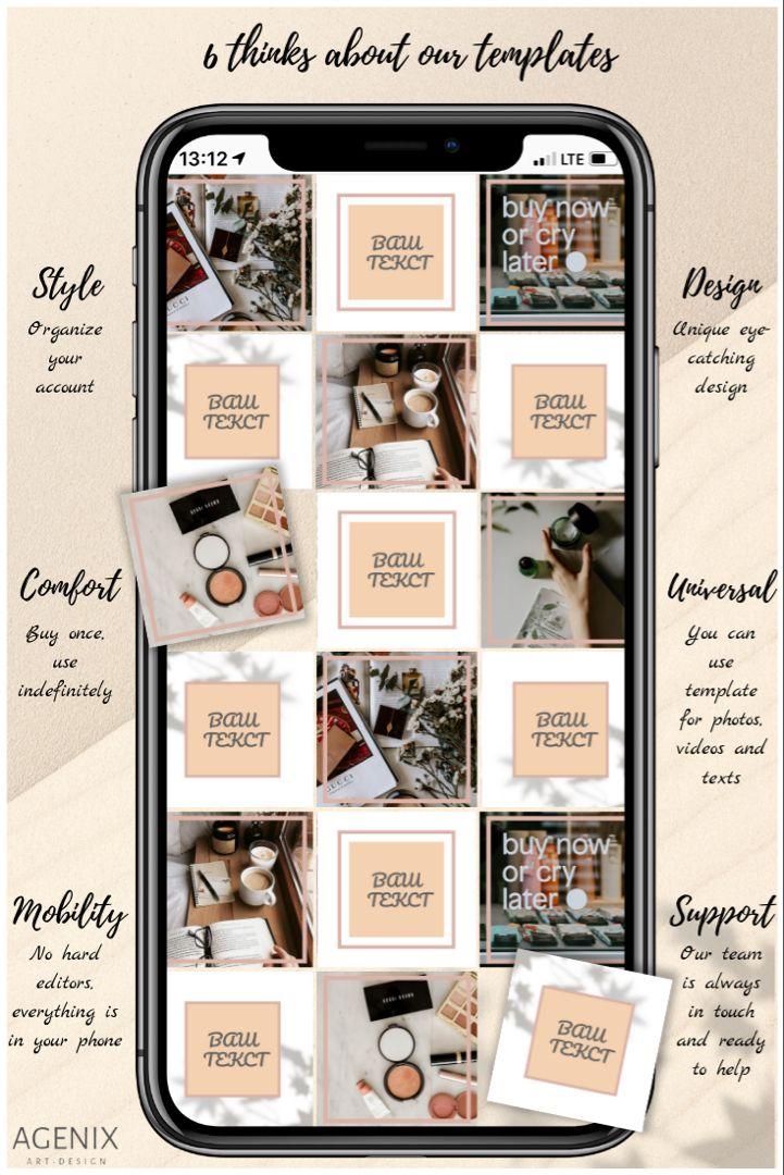 Шаблоны для Инстаграм  Instagram templates puzzle Шаблоны для инстаграм шаблоны для постов шаблоны для сторис инстаграм шаблон инстаграм рамки оформление инстаграм дизайн...