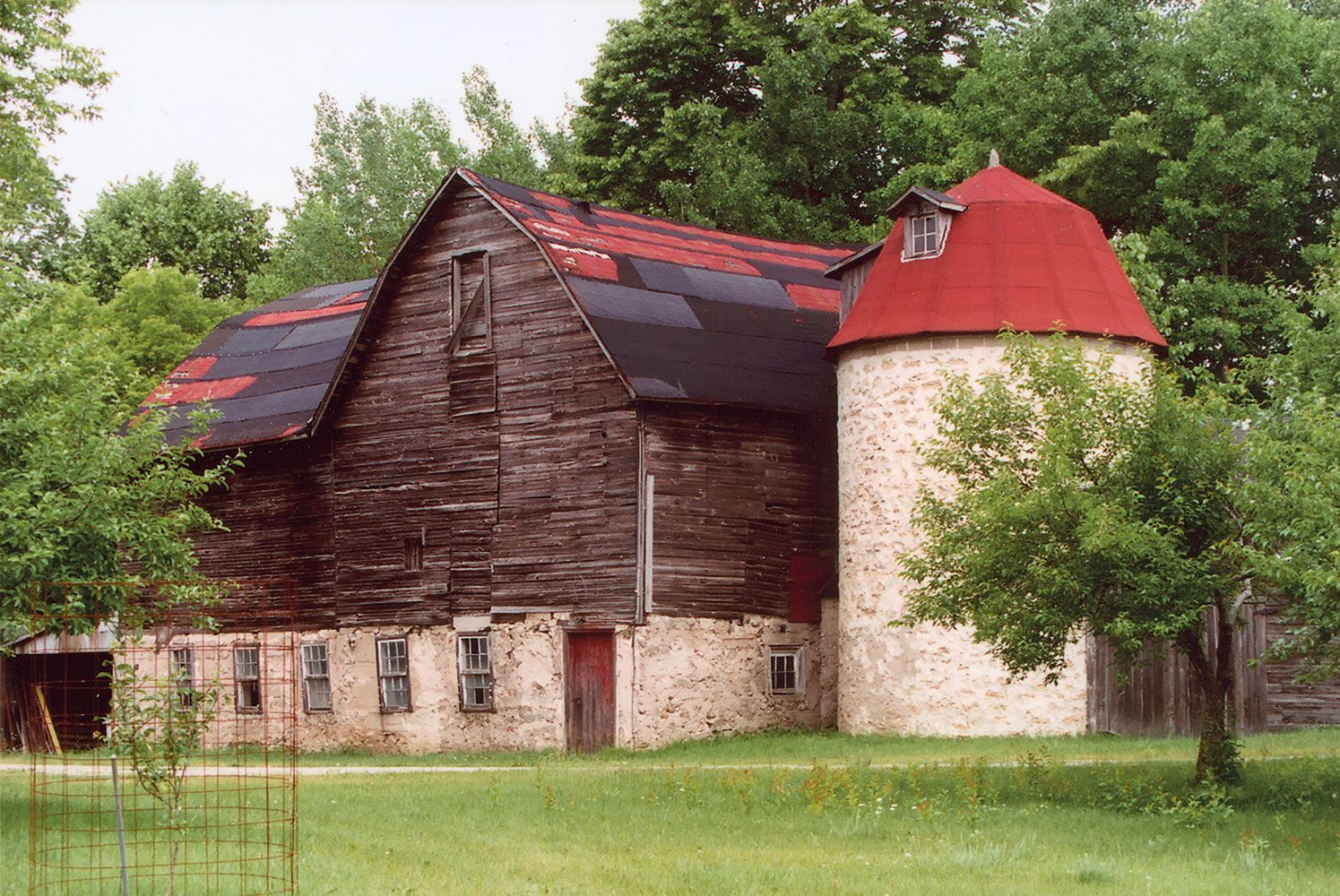 Gorgeous Photos of Rural America's Historic Barns