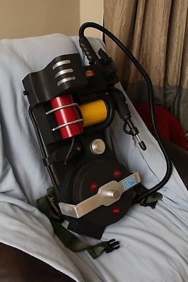 Real Ghostbusters Cartoon Style Proton Pack | eBay | The