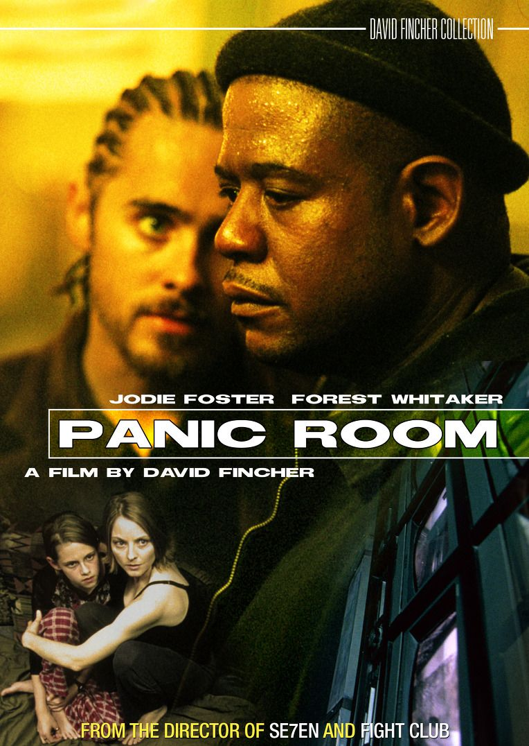 4178 Panic Room 2002 720p Bluray Forest Whitaker In 2020 Suspense Movies Good Movies Love Movie