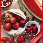 plato con frutas rojas de la mejor dieta para adelgazaradelgazar plato con frutas rojas de la mejor dieta para adelgazar