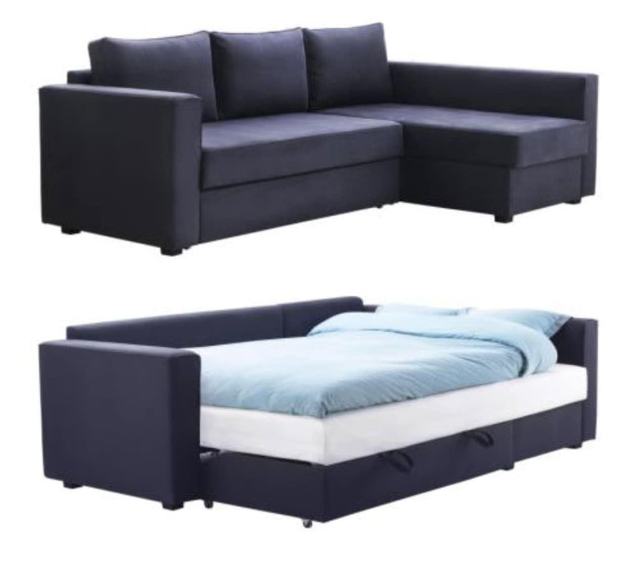 Manstad Sofa Bed With Storage From Ikea Sofa Bed With Storage Pull Out Sofa Bed Ikea Corner Sofa Bed