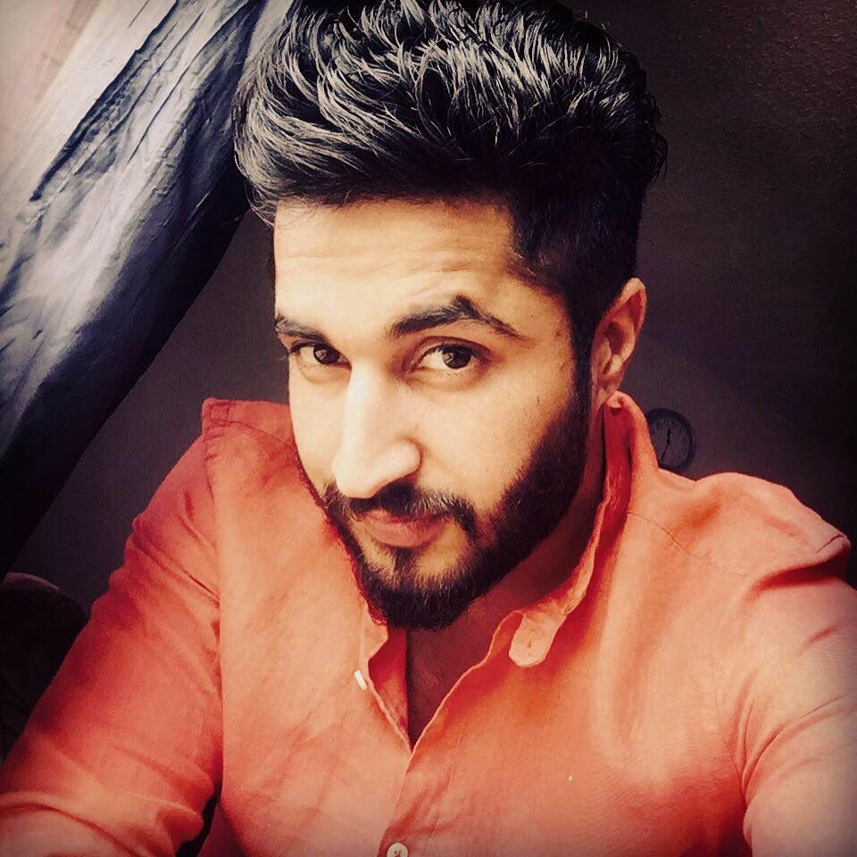Love His Hair In This Picture Jassi Gill Hairstyle