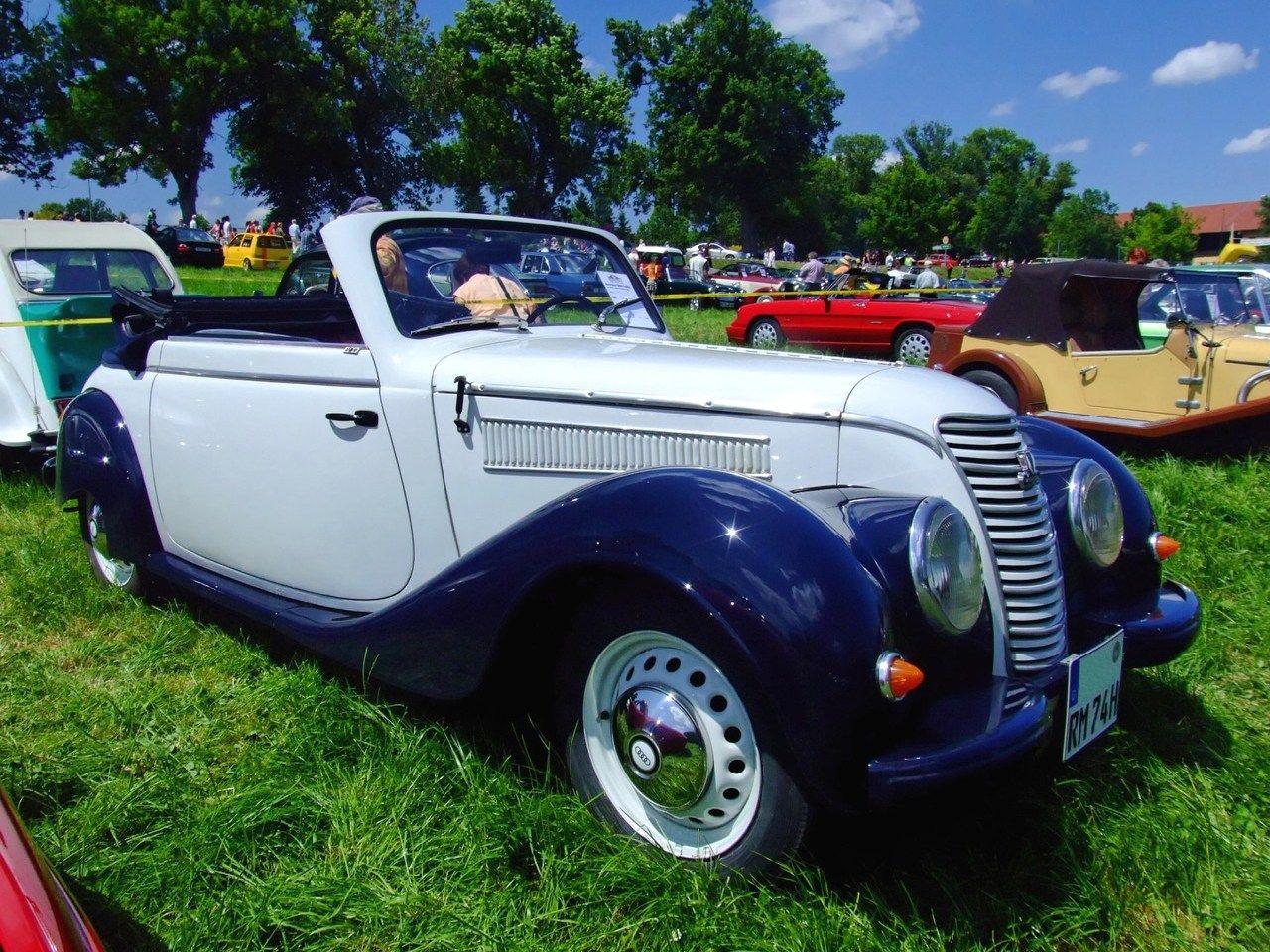 DKW-F8 Cabrio 20PS 1940