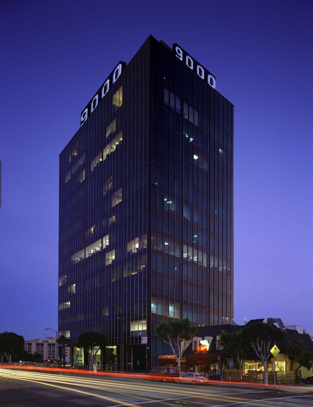 9000 West Sunset Boulevard One Of The Most Prestigious Addresses In Los Angeles County Is A Marquee Identity On The Vibrant Sunset Strip As The Tallest Bui